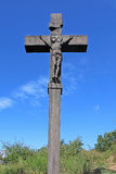 Crucifix, Volvic Stock Photography