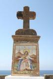 Crucifixión. Fotografía de archivo