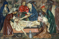 Crucifixión Imagenes de archivo
