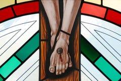Crucifixión Imagen de archivo libre de regalías