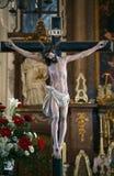 crucifixion Imágenes de archivo libres de regalías