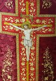 crucifixion imagem de stock