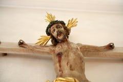 crucifixion imagens de stock
