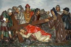 Crucifixion image libre de droits