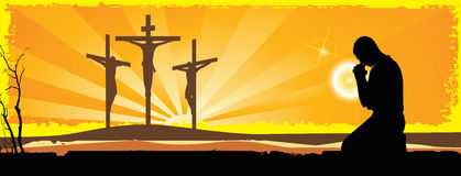 Crucifixion Stock Image