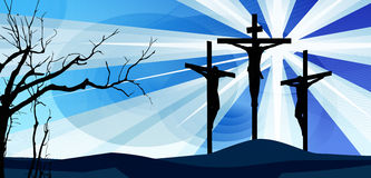 Crucifixion Stock Photos
