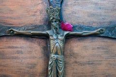 Crucifixion Photographie stock