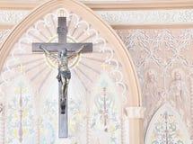 crucifixion Fotografia Stock Libera da Diritti