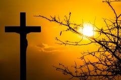 crucifixion fotos de stock royalty free
