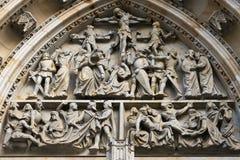 crucifixion Royaltyfri Foto