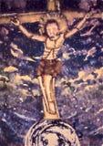 crucifixion ilustración del vector