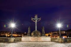 crucifixion Arkivbilder
