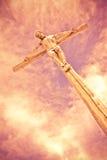 Crucifixion photo stock