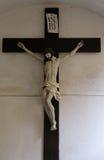 crucifixion photo libre de droits