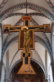 Crucifixion du Christ - Florence Photographie stock