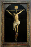 Crucifixion by Francisco de Zurbaran Stock Photography