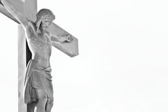Crucifixion of Jesus Stock Images
