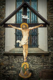 Crucifixion of Jesus Royalty Free Stock Images