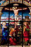 The Crucifixion, Stockholm Stock Photo