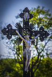 Crucifixo Imagens de Stock
