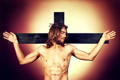 Crucifixo Fotos de Stock Royalty Free