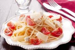 Crudaiola del espagueti Fotos de archivo