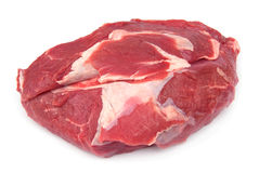 Crude meat Royalty Free Stock Images