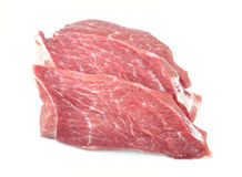 Crude meat Royalty Free Stock Photography