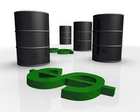 Crude oil Stock Photos
