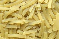 Crude pasta Stock Images