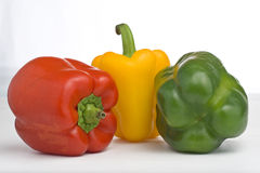 Crude pepper Royalty Free Stock Photo