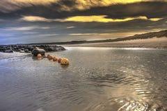 Cruden Bay, Aberdeenshire, Scotland, UK royalty free stock images