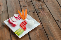 Crudites Stock Image