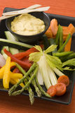 Crudites salad. Stock Photography