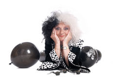 Cruella, halloween Stock Photos
