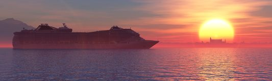 cruise Images stock