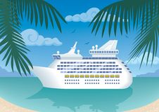 Cruise Royalty Free Stock Image