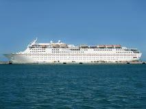 Cruise. In Key West bay on Atlatnic Ocean Royalty Free Stock Photos