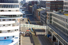 Cruise Amsterdam Stock Image