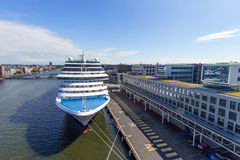 Cruise Amsterdam Royalty Free Stock Image