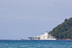 Cruise bij nationaal park Surin Royalty-vrije Stock Foto's
