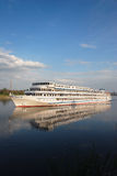 Cruise boat. Stock Image