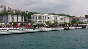 Cruise on the Bosphorus, Istanbul, Turkey Stock Photography
