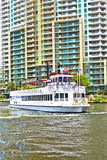 Cruise with Carrie B paddlewheel Royalty Free Stock Image