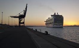Cruise dawn Stock Photos