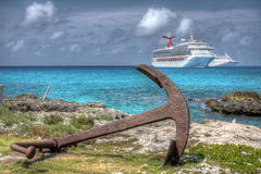 Cruise Day stock photography
