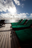 Cruise Deck Royalty Free Stock Images