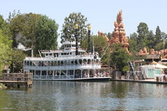 Cruise in Disneyland Californië Royalty-vrije Stock Afbeeldingen