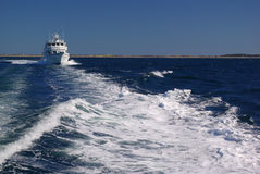 Cruise en Achtervolging Stock Fotografie