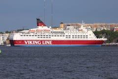 Cruise ferry Royalty Free Stock Photos